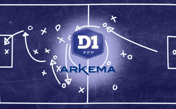 #D1Arkema - les statistiques de la 10e journée