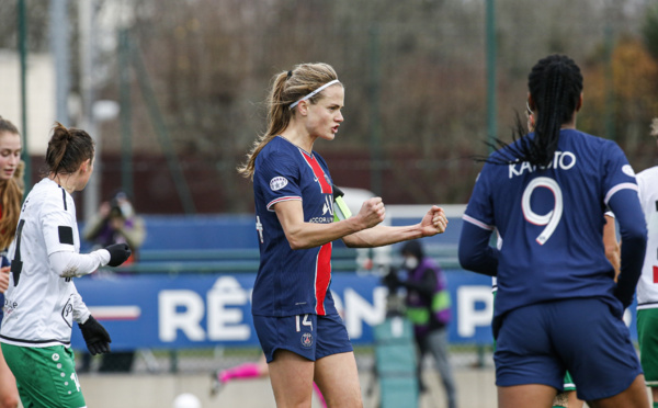Ligue des Champions (Seizième) - Jeu, set et qualification pour les Parisiennes