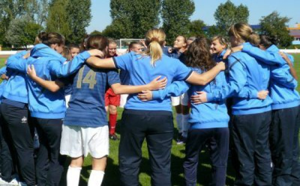 U19 - Bonne entame des Bleuettes