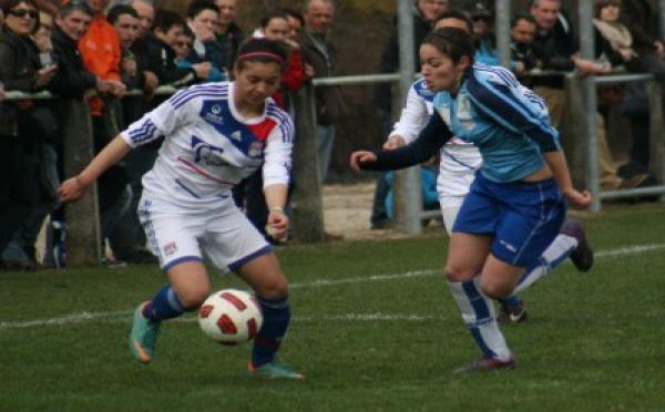 Challenge U19 - Les Lyonnaises filent vers la première place