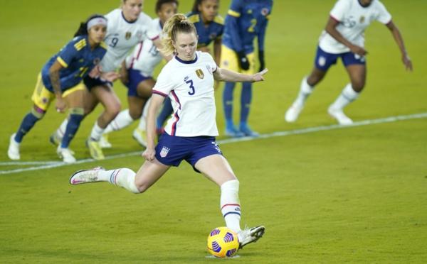 International - Les USA débutent l'année par une victoire
