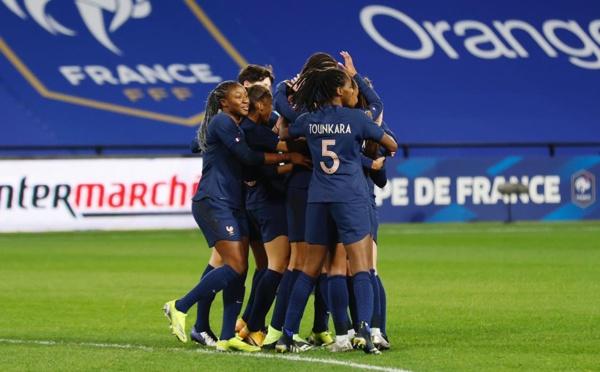 Bleues - Une victoire face à la SUISSE pour la première rencontre