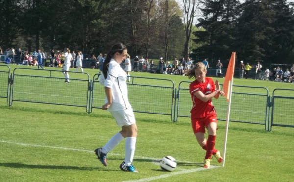Coupe Nationale U15F - L'ALSACE et la MEDITERRANEE au coude à coude