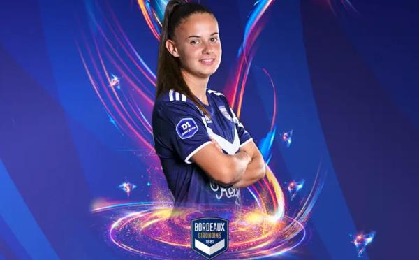 #D1Arkema - Maëlle GARBINO, joueuse du mois de février