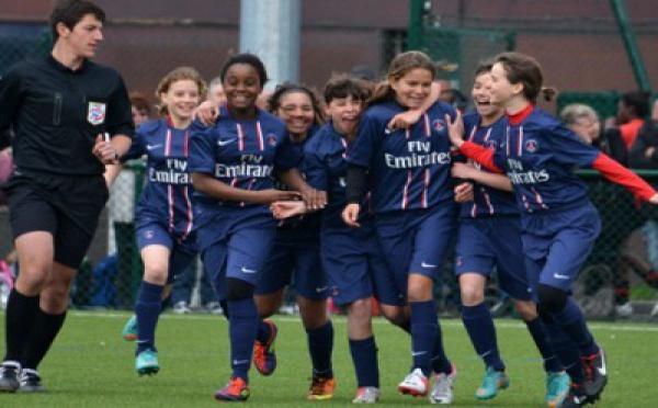 Challenge U13F - Huit équipes à Cap Breton