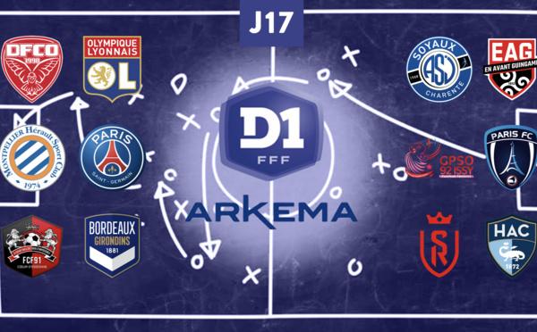 #D1Arkema - Les chiffres à connaître avant la 17e journée