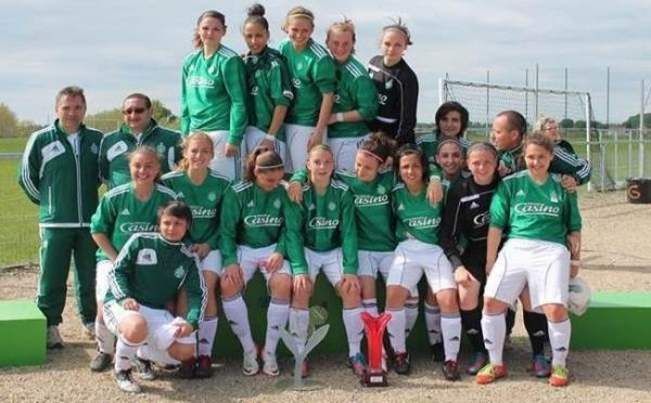Tournoi national U19 - L'AS Saint-Etienne s'impose