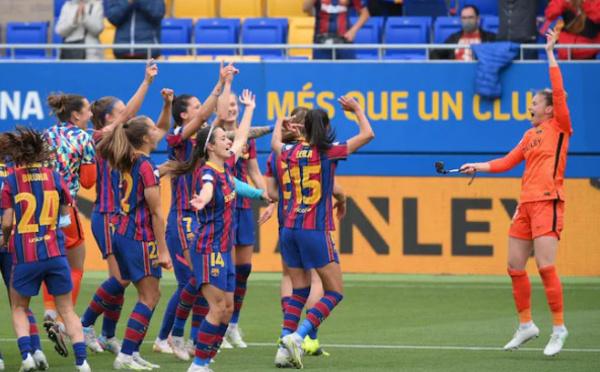 #UWCL (Demi-finale) - Le PSG sorti par le FC Barcelone