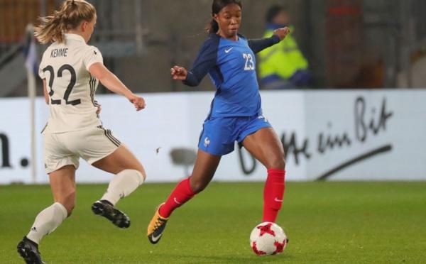 Bleues - Dernier match de la saison face à l'ALLEMAGNE