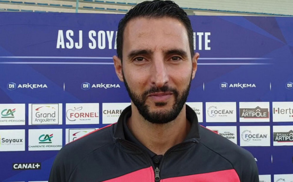 #D2F - Yacine GUESMIA rebondit au Stade Brestois
