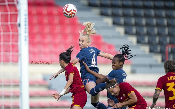 AMOS Women's French Cup - L'AS ROMA s'impose face au PSG