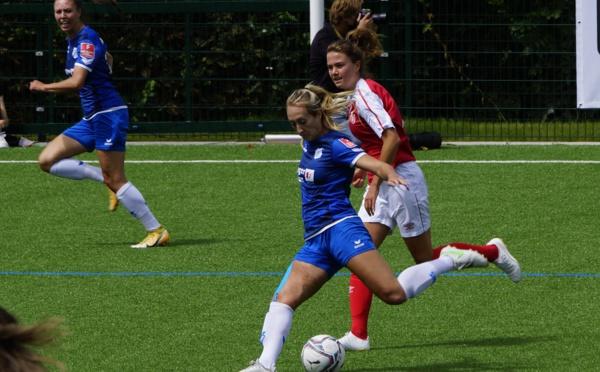 Women's Cup du Grand Est - Les Rémoises ont manqué d'efficacité