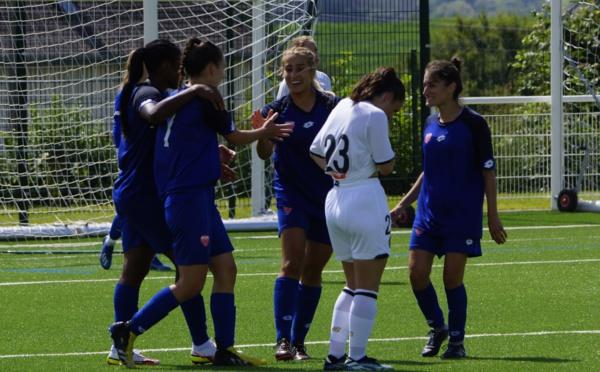Women's Cup du Grand Est - DIJON plus efficace