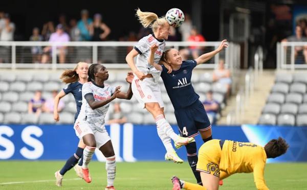 #The Women's Cup - Le PSG s'incline aux tirs au but face au BAYERN