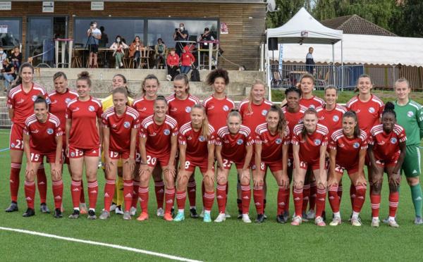 #D2F - Groupe A : Le RC STRASBOURG attend une première saison pleine