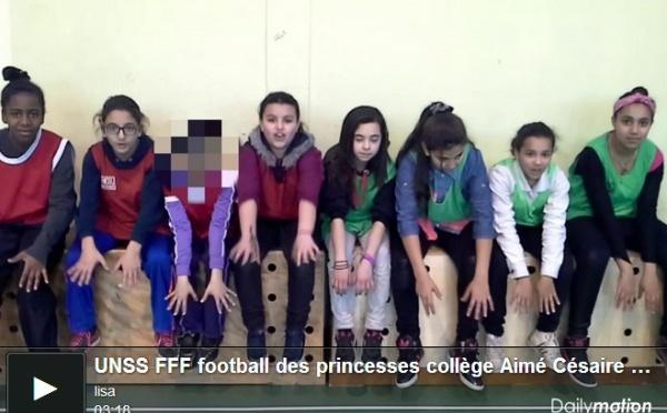 """UNSS - Et voici les """"princesses"""" de VAULX-EN-VELIN"""