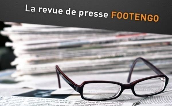 """La revue de presse FOOTENGO - Frères de balle, dopage, coupe du Monde et méthode """"Caouec"""""""