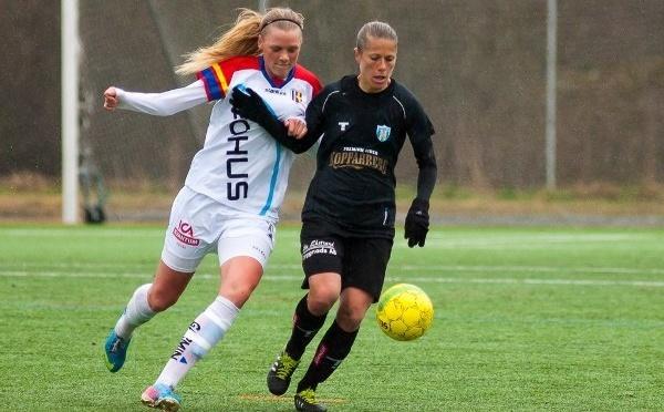 """Suède - Sabrina VIGUIER (Kopparbergs Göteborg FC) : """"Seul quelque chose de vraiment nouveau pouvait encore me motiver""""."""