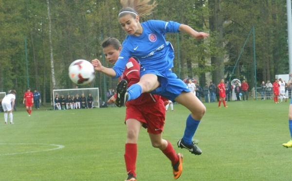 Coupe nationale U15F - PARIS ILE DE FRANCE et le CENTRE qualifiés