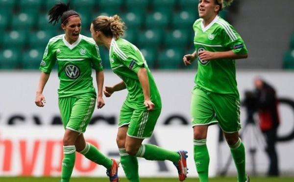 Championnats étrangers - Les futures finalistes Wolfsburg et Tyresö victorieux en championnat