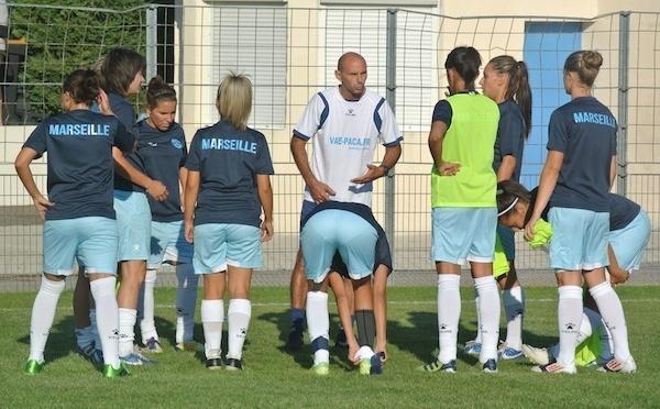 Mercato - Yohan SILVY (FA Marseille, D2) quitte son poste d'entraîneur à la fin de la saison