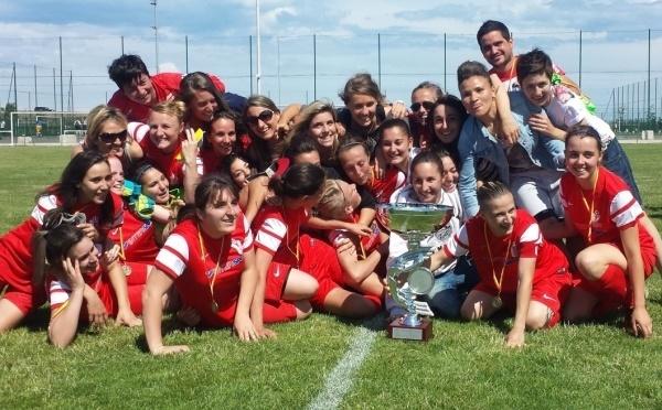 Coupe région Languedoc-Roussillon - Dix buts et le titre pour NIMES METROPOLE GARD !