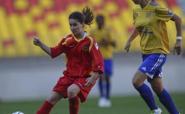 Mercato (D2) - Laura DOUESSIN quitte LE MANS FC