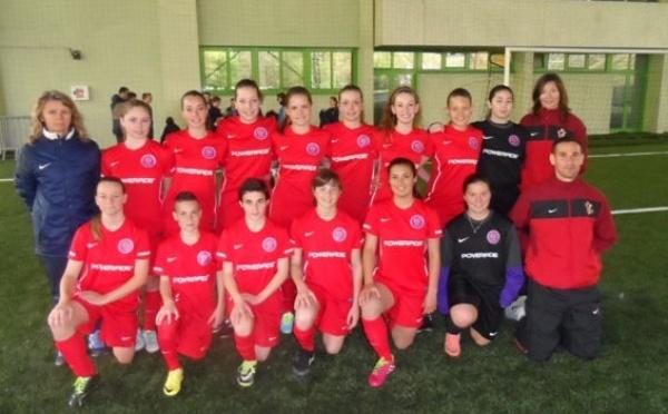 Coupe nationale U15F - LANGUEDOC-ROUSSILLON vs LORRAINE en finale