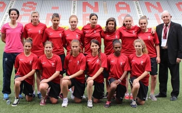 Coupe Nationale U15F - La LORRAINE sacrée