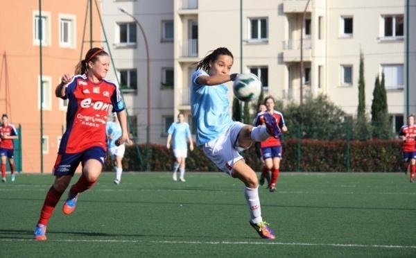 D1 (Mercato) - Gwenaëlle MIGOT rejoint SOYAUX