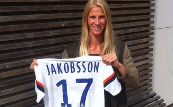 D1 (Mercato) - Sofia JAKOBSSON rejoint MONTPELLIER