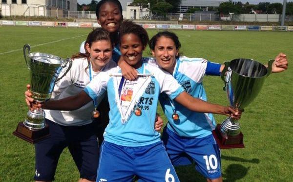 Gold Cup - Mandy JACQUES (Montauban FCTG) sélectionnée en équipe de Martinique