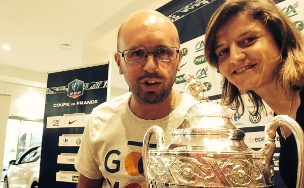 """Coupe de France - Emma DAVEZAC (Portet/31) : """"Les recrues nous donnent une autre dimension"""""""