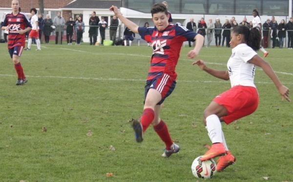 U19 - ARRAS et le PSG se quittent dos à dos