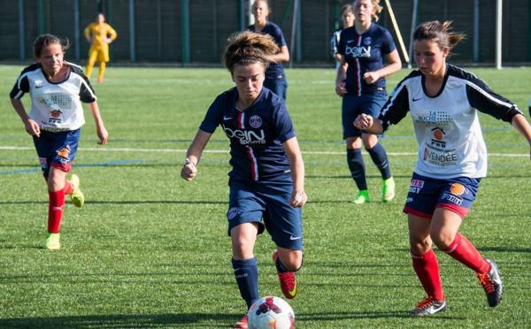 U19 (Match en retard) - HENIN-BEAUMONT - PSG : 0-6