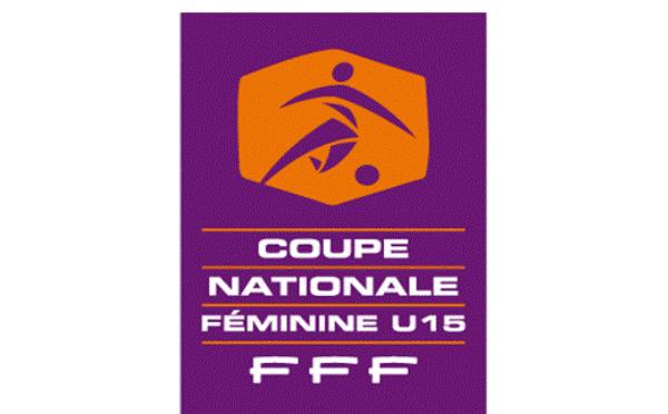 Coupe Nationale U15F (Groupe B) - Résultats de la deuxième journée