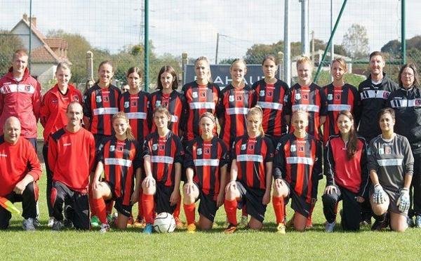 Coupe de la ligue Nord Pas de Calais - BOULOGNE SAINT-LEONARD, GRAVELINES, CALAIS et SAINT-AMAND dans le dernier carré