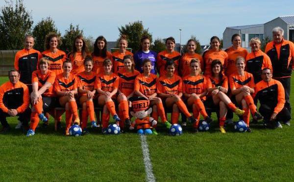 Vu sur Foot12 - L'ITW décalée de… Claire PICARROUGNE (Druelle FC)