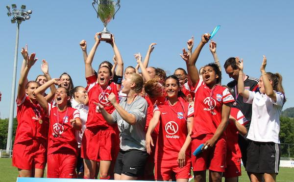 Coupe Rhône-Alpes- L'OL (B) était trop fort pour SAINT-MARTIN EN HAUT