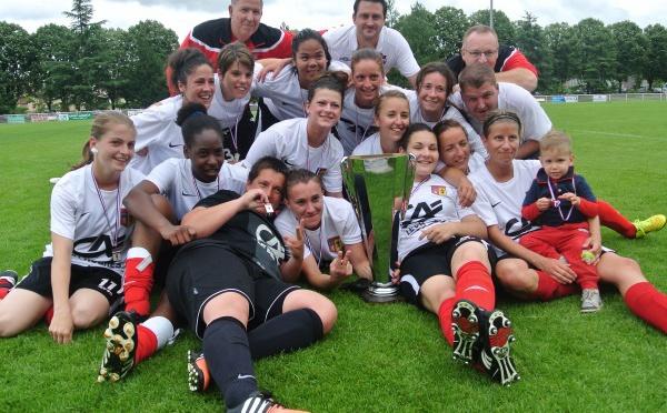 Coupe Vial (Rhône) - Les filles de SUD LYONNAIS championnes !