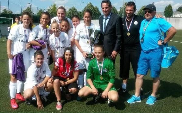 Coupe Paris IDF U19 - Et de quatre pour le FCF JUVISY !