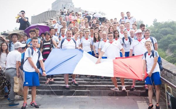 Universitaire - La FRANCE veut briller aux Universiades