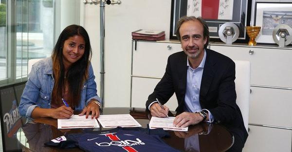 D1/D2 - Les derniers transferts : Léa RUBIO quitte l'OM, Shirley CRUZ reste au PSG