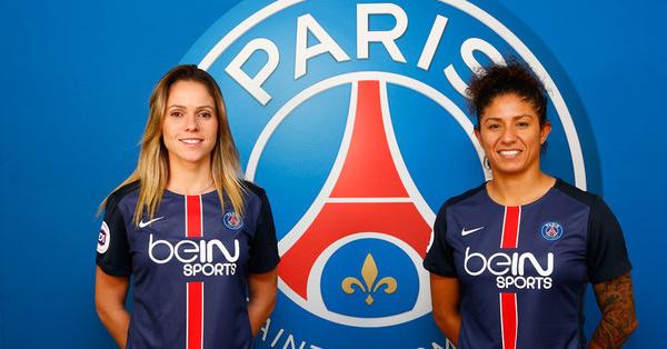 D1 - ERIKA et CRISTIANE sont Parisiennes