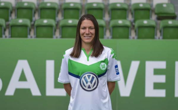 """Allemagne - Elise BUSSAGLIA : """"Un championnat très relevé"""""""
