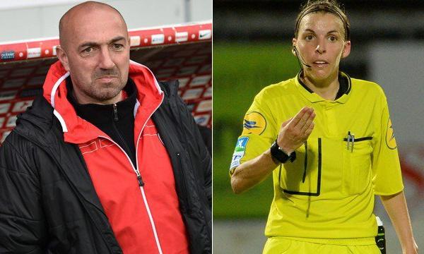 """Arbitrage - La déclaration virulente puis les excuses de David LE FRAPPER (Valenciennes - Ligue 2) : """"Une femme qui vient arbitrer dans un sport d'homme, c'est compliqué"""""""