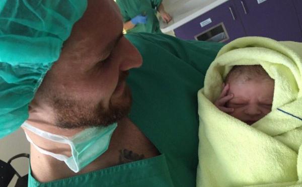 Fatmire ALUSHI a donné naissance à Arian, ce jeudi 12 novembre