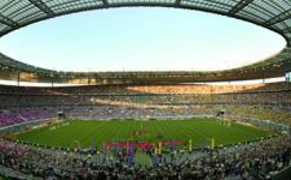La finale au stade de France