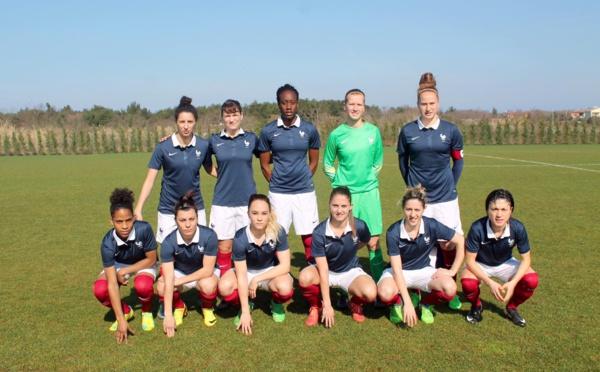Istria Cup - L'équipe de FRANCE B bat la POLOGNE U19 : 5-1