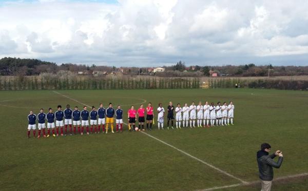FRANCE B - ETATS-UNIS U23 : 0-2, la puissance américaine a fait la différence